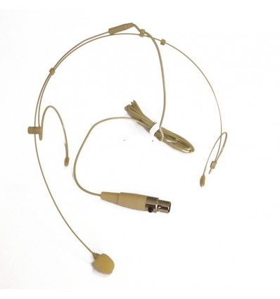 Replacement Headset Mic For TP-500 (Flesh XLR)