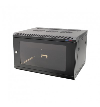 6U Wall Mount Rack Cabinet (R6406-M6)