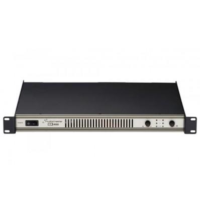 DX400 - 2 x 200W 1U Power Amplifier