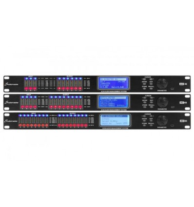AC Series Audio Processors